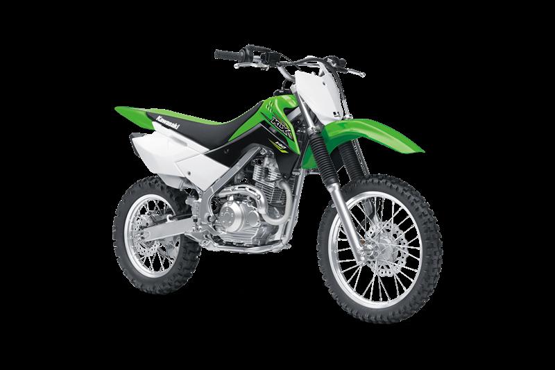 2018 Kawasaki KLX®140