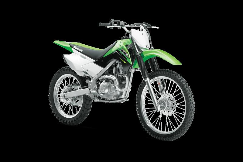 2018 Kawasaki KLX®140G