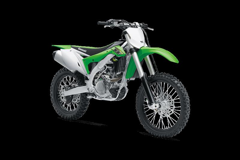 2018 Kawasaki KX™450F