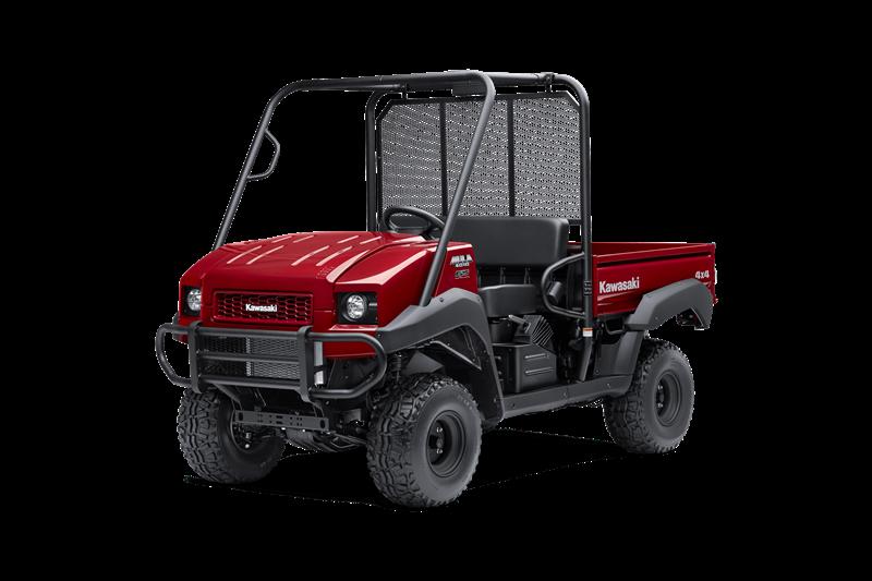 2018 Kawasaki MULE™ 4010 4x4