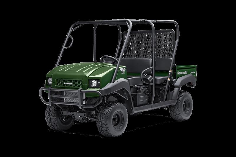 2018 Kawasaki MULE™ 4010 TRANS4x4®