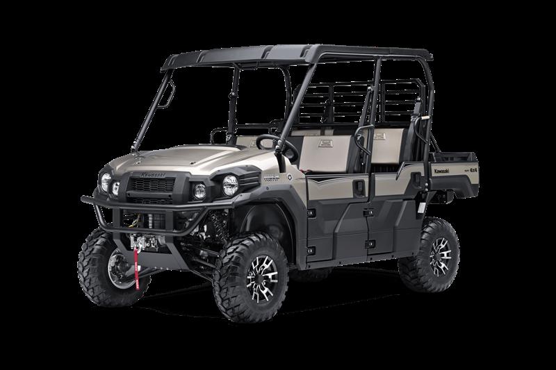 2018 Kawasaki MULE PRO-FXT™ RANCH EDITION