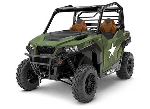 2018 Polaris General 1000 EPS Limited Edition