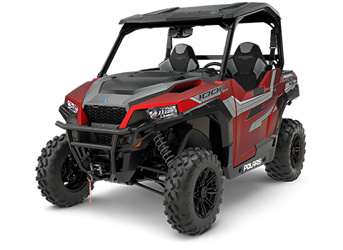 2018 Polaris General 1000 EPS Ride Command Edition