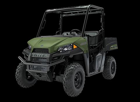 2018 Polaris Ranger 500