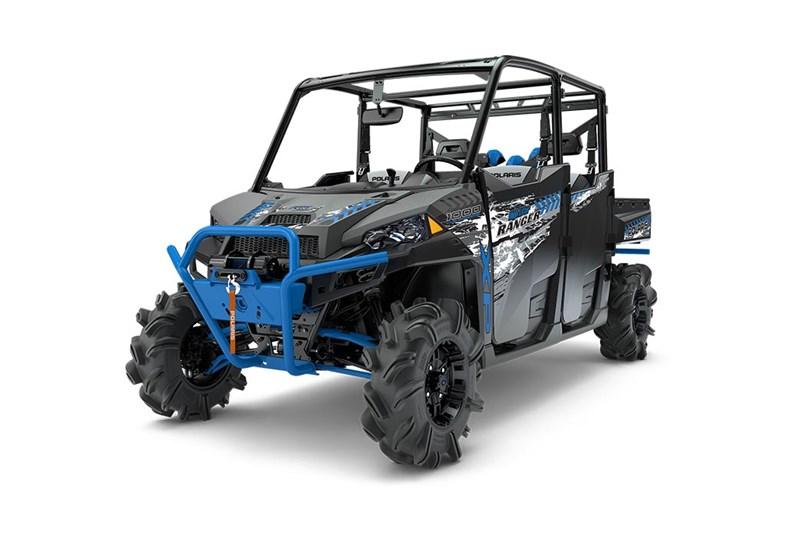 2018 Polaris Ranger XP1000 EPS High Lifter Edition