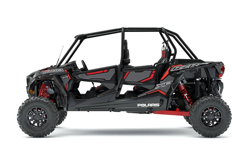 2018 Polaris RZR XP 4 1000 EPS Ride Command Edition