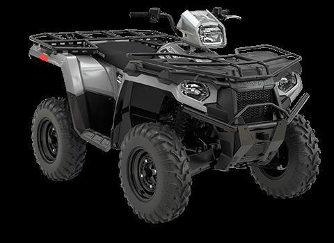2018 Polaris Sportsman 450 HO Utility Edition