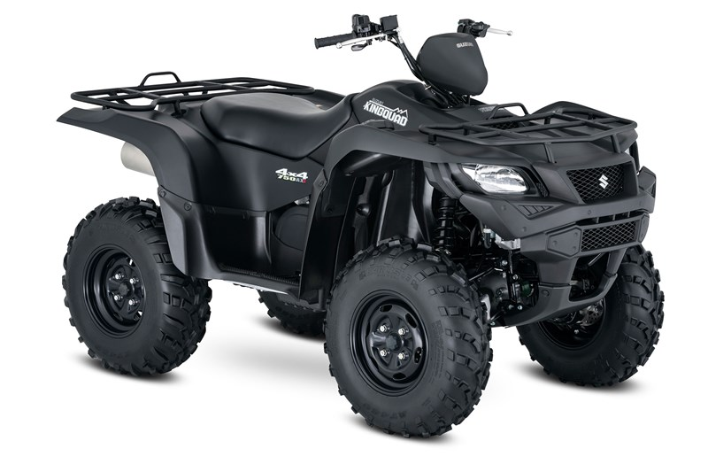 2018 Suzuki KingQuad 750AXi Power Steering Special Edition