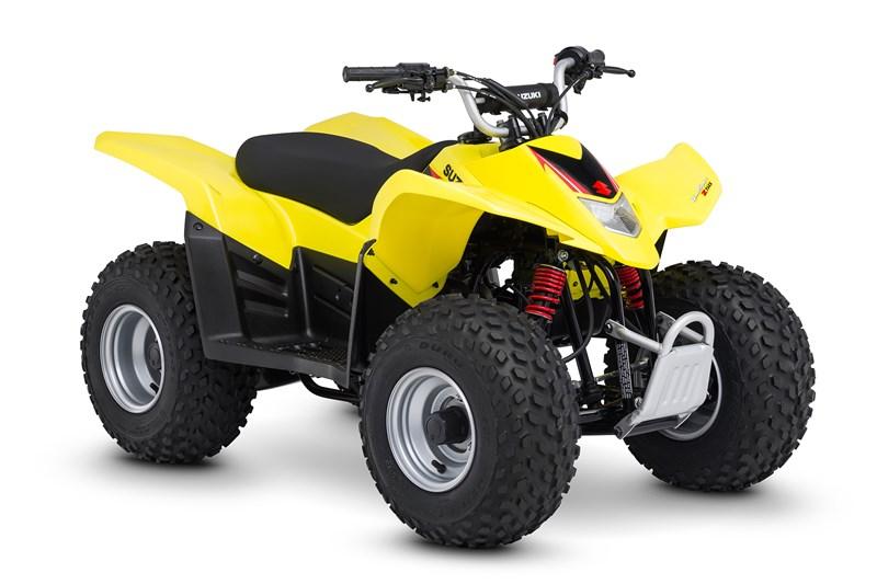2018 Suzuki QuadSport Z50