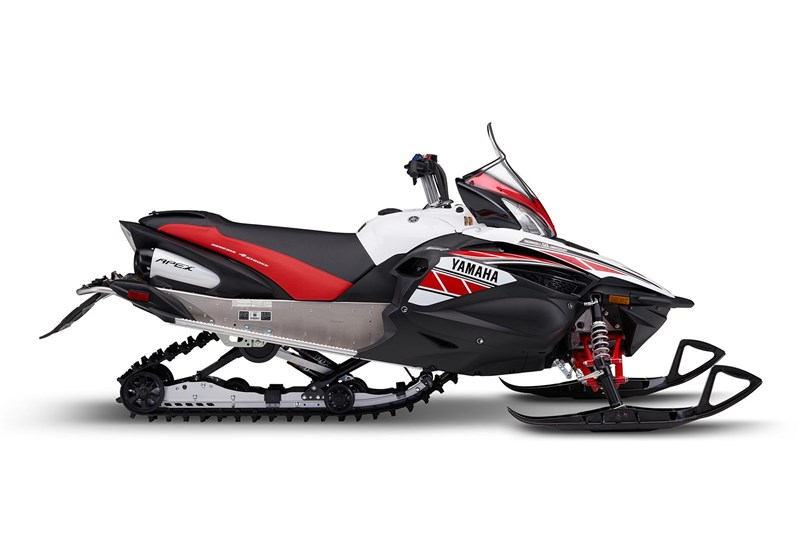2018 Yamaha APEX LE 50TH