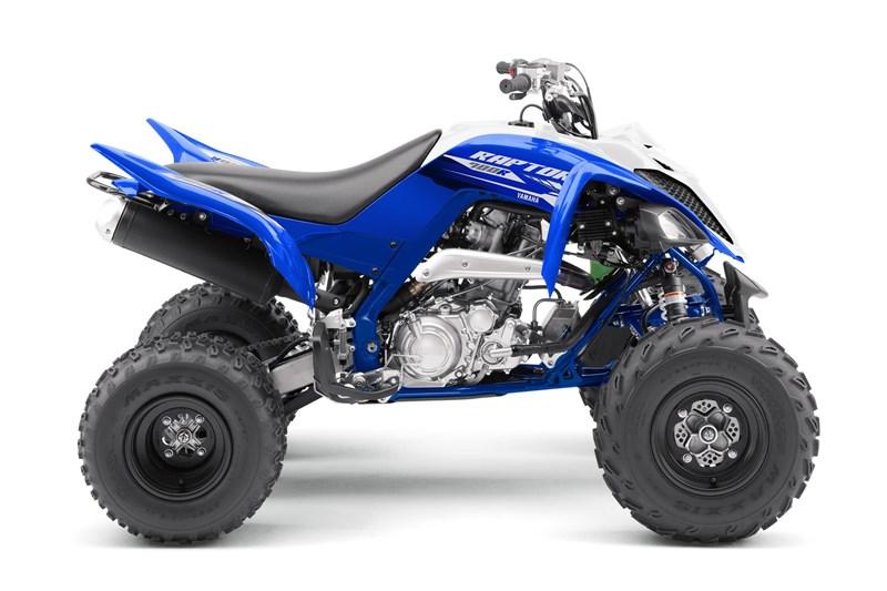 2018 Yamaha RAPTOR 700R