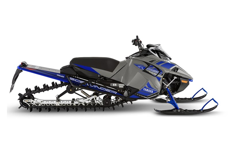 2018 Yamaha SIDEWINDER M‑TX 162