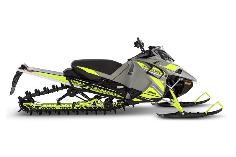2018 Yamaha SIDEWINDER M‑TX SE 162