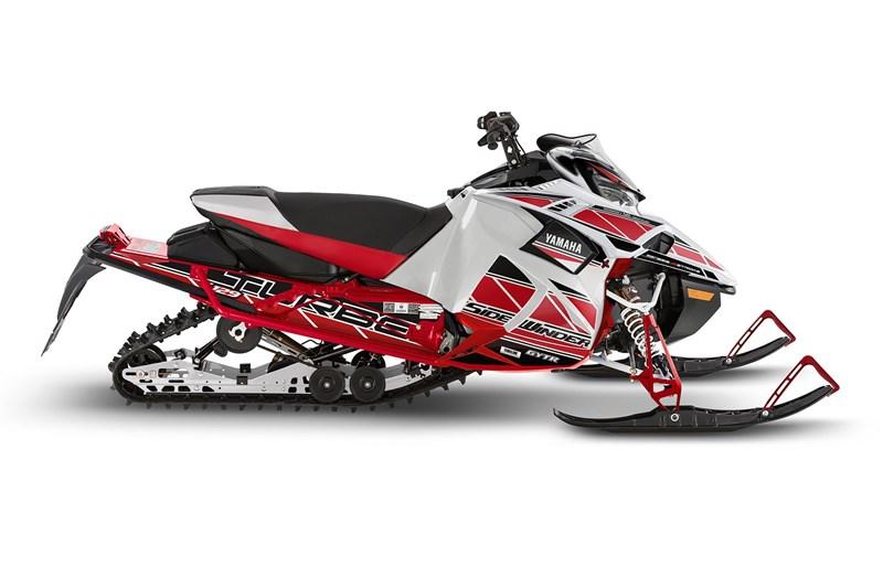 2018 Yamaha SIDEWINDER R‑TX LE 50TH