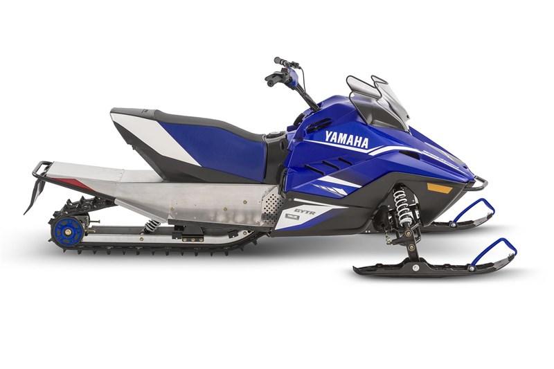 2018 Yamaha SNOSCOOT