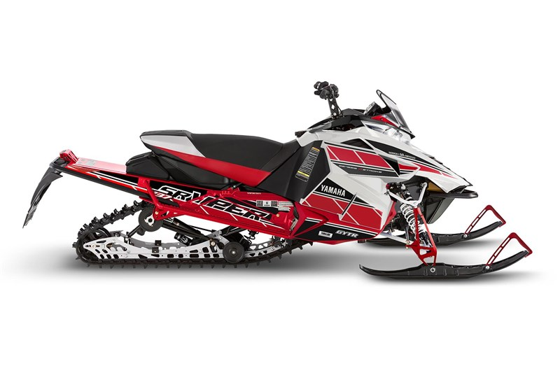 2018 Yamaha SRVIPER L‑TX LE 50TH