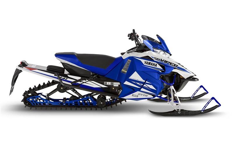 2018 Yamaha SRVIPER X‑TX SE 141