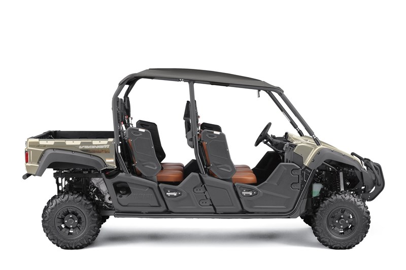 2018 Yamaha VIKING VI EPS RANCH EDITION