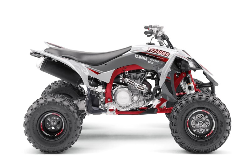 2018 yamaha yfz450r se for sale at babbitts online. Black Bedroom Furniture Sets. Home Design Ideas