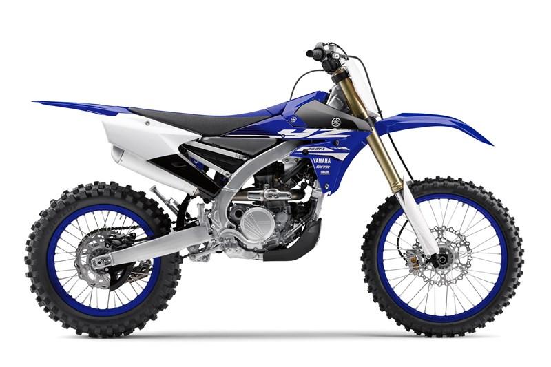 2018 Yamaha YZ250FX