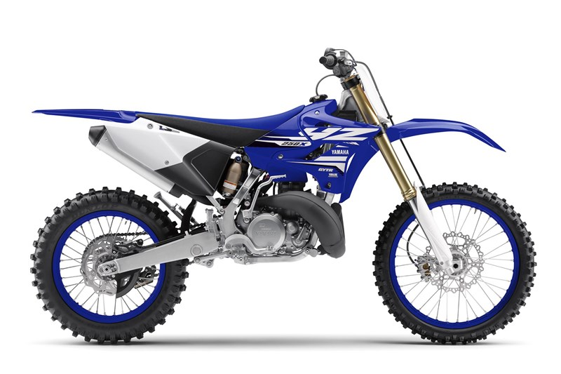 2018 Yamaha YZ250X