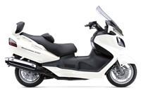 2012 Suzuki BURGMAN 650 EXEC