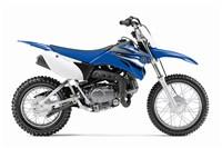 2012 Yamaha TT-R110E