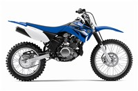 2012 Yamaha TT-R125LE
