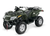 2013 Arctic Cat SUPER DUTY DIESEL 700