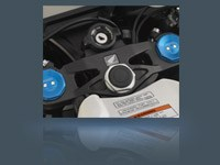 Honda Electronic Steering Damper