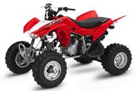 2013 Honda TRX400X