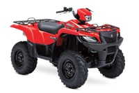 2013 Suzuki KINGQUAD 750AXI POWER STEERING