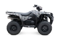 2013 Suzuki KINGQUAD 750AXI POWER STEERING CAMO