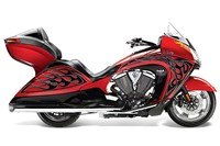 2013 Victory ARLEN NESS® VICTORY VISION®