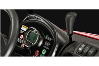 Dashboard Shift Lever with Park