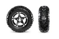 Duro Kaden Tires & Aluminum Wheels