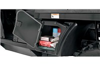 Side Storage Compartments