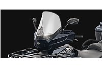 2-Piece Fairing and Windshield w/Mirrors