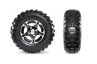 Maxxis® 4-Speed Tires & Aluminum Wheels