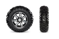 Maxxis Bighorn 2.0 Tires & Aluminum Wheels