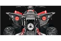Dual Taillights w/Backup Lights