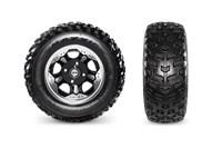 Maxxis Tires & Cast Aluminum Wheels