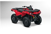 2014 Can-Am Outlander 650
