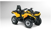 2014 Can-Am Outlander MAX DPS 500
