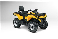2014 Can-Am Outlander MAX DPS 650
