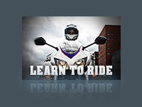 Learn To Ride.