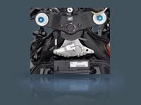 Honda Electronic Steering Damper (HESD).