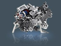 Automatic Dual-Clutch Transmission (DCT).