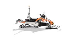 2015 Arctic Cat BEARCAT 5000 XT GS